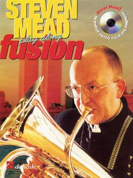 Steven Mead Play Along Fusion: 5 Solos for Euphonium with Written Impr (HL-44003640)