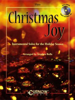Christmas Joy: Instrumental Solos for the Holiday Season (HL-44003728)