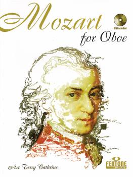 Mozart for Oboe: Classical Instrumental Play-Along Book/CD Pack (HL-44004344)