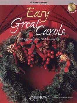 Easy Great Carols (Alto Sax) (HL-44004867)