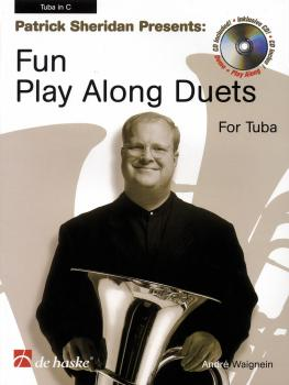 Patrick Sheridan Presents: Fun Play Along Duets (For Tuba) (HL-44004874)