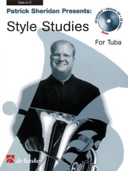 Patrick Sheridan Presents Style Studies (Tuba in C B.C.) (HL-44004881)