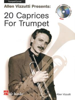 20 Caprices for Trumpet: Allen Vizzutti Presents (HL-44004884)