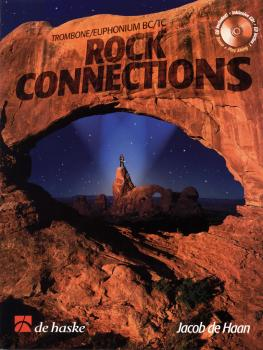 Rock Connections: Trombone/Euphonium Play-Along Book/CD Pack (HL-44004914)