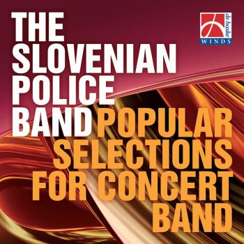 Popular Selections For Concert Band Cd (HL-44007215)