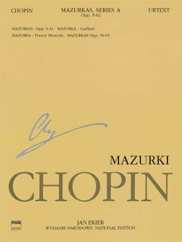 Mazurkas: Chopin National Edition 4A, Vol. IV (HL-00132281)