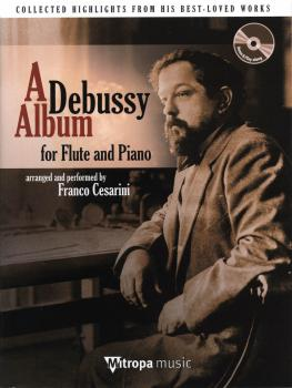 A Debussy Album for Flute and Piano (HL-44007631)