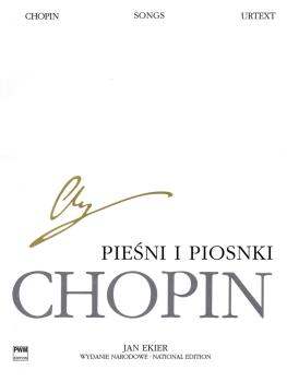 Songs for Voice and Piano: Chopin National Edition 27B, Vol. III (HL-00132329)