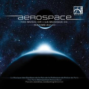 Aerospace  Cd The Music Of Maxime Aulio (HL-44010636)