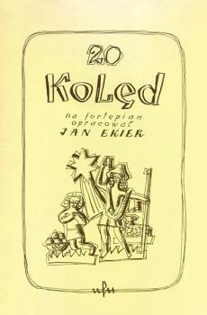 20 Koled na fortepian opracowar (Polish Language) (HL-00132452)