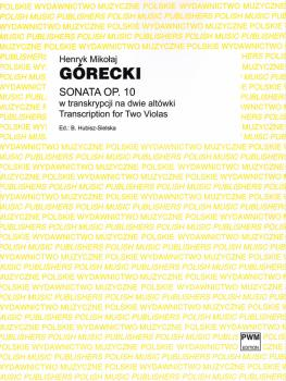 Sonata Op. 10: Transcription for Two Violas (HL-00132523)