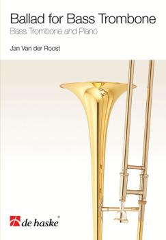 Ballad for Bass Trombone: Bass Trombone and Piano (HL-44011147)