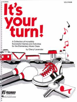 It's Your Turn (Resource of Games and Activities) (HL-44209036)