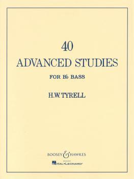 40 Advanced Studies for Bb Bass/Tuba (B.C.) (HL-48001043)