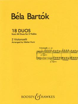 18 Duos (Cello Duet) (HL-48003046)