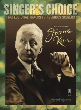 Sing the Songs of Jerome Kern: Singer's Choice - Professional Tracks f (HL-00138901)