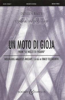 Un Moto di Gioja (from Le Nozze di Figaro CME Opera Workshop) (HL-48005036)