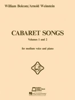 Cabaret Songs - Volumes 1 and 2 (Voice and Piano) (HL-00008273)