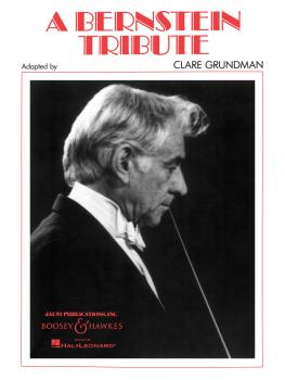 A Bernstein Tribute (Score and Parts) (HL-48006925)