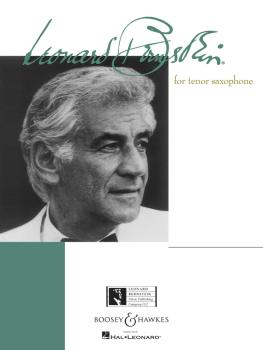 Bernstein for Tenor Saxophone (Tenor Sax and Piano) (HL-48007129)