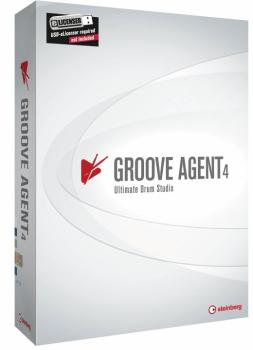 Groove Agent 4: Ultimate Drum Studio - Professional Edition (ST-00139421)