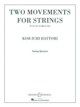 2 Movements Full Score Str Orch (HL-48007261)