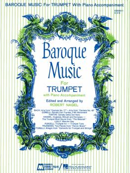 Baroque Music for Trumpet (Trumpet and Piano) (HL-00008311)