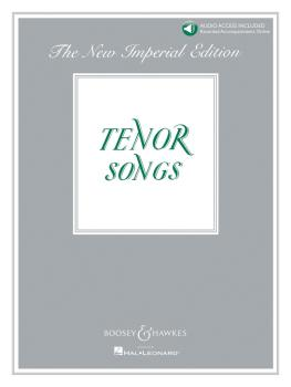 Tenor Songs: The New Imperial Edition (HL-48008369)