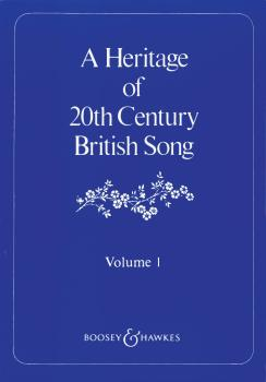 A Heritage of 20th Century British Song (Volume 1) (HL-48008412)