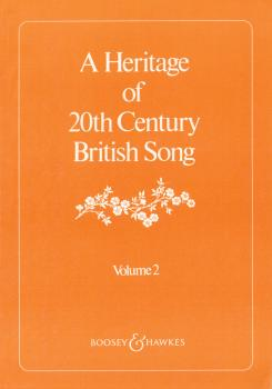 A Heritage of 20th Century British Song (Volume 2) (HL-48008413)
