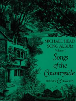 Michael Head Song Album - Volume I: Songs from the Countryside (HL-48008457)