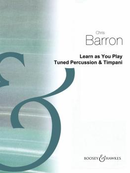 Learn as You Play Drums: Tuned Percussion & Timpani (HL-48011098)