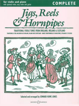 Jigs, Reels & Hornpipes - Complete (Violin and Piano) (HL-48011347)