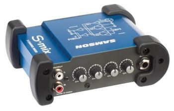 S-mix (Mini 5-Channel Mixer) (SA-00140094)