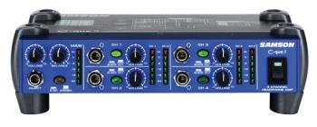 C-que 8: 4-Channel Headphone Amplifier (SA-00140096)