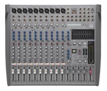 L1200 - 12-Channel/4-Bus Professional Mixing Console (SA-00140098)