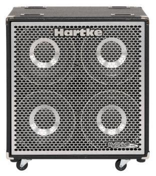 HyDrive HX410 Bass Cabinet: Aluminum/Paper Hybrid, 4x10 + HF / 1000 wa (HR-00140171)