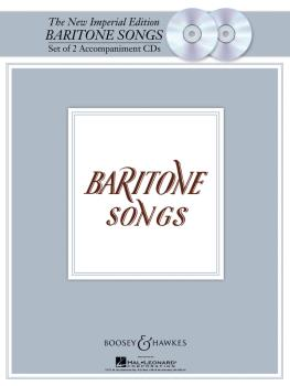 The New Imperial Edition: Accompaniment CDs Baritone Songs (HL-48018797)