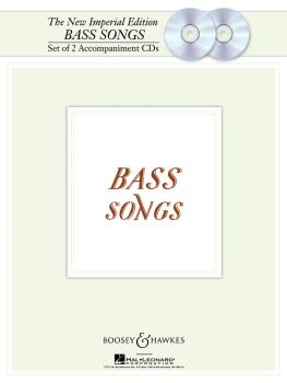 The New Imperial Edition: Accompaniment CDs Bass Songs (HL-48018798)