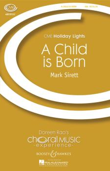A Child Is Born (CME Holiday Lights) (HL-48019112)