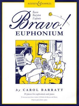 Bravo! Euphonium: 20 Pieces for Euphonium and Piano (HL-48019197)