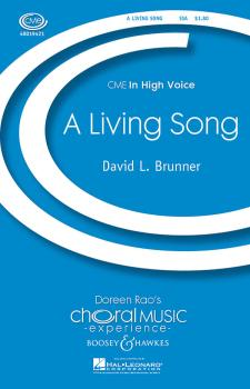 A Living Song (CME In High Voice) (HL-48019421)
