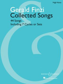 Collected Songs: 44 Songs, including 7 Cycles or Sets High Voice (HL-48019456)