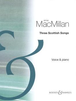 Three Scottish Songs: Medium High Voice and Piano (HL-48019659)