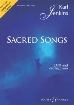 Sacred Songs (SATB and Organ Piano) (HL-48019946)