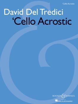'Cello Acrostic (for Solo Cello) (HL-48020701)