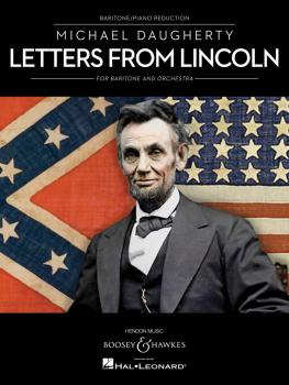 Letters from Lincoln: Baritone and Piano Reduction (HL-48022344)