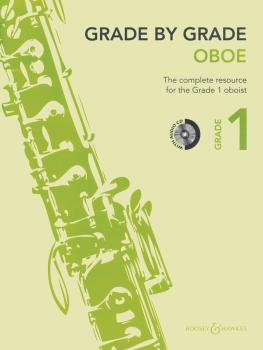 Grade by Grade - Oboe (Grade 1) (With CDs of Performances and Accompan (HL-48022732)