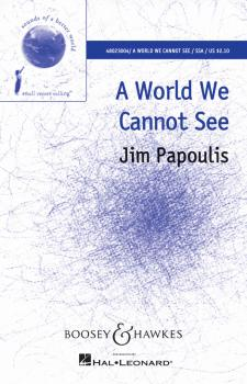 A World We Cannot See: Sounds of a Better World (HL-48023004)