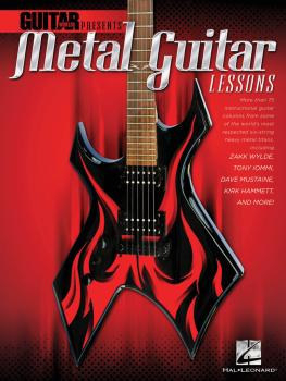 Guitar World Presents Metal Guitar Lessons (HL-00141466)